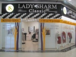 В ТРК «Ройял Парк» на 2 этаже открылся магазин женской одежды LADY SHARM!
