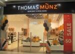 В ТРК открылся салон обуви Thomas Munz